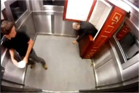 ElevatorPrank-Brazil