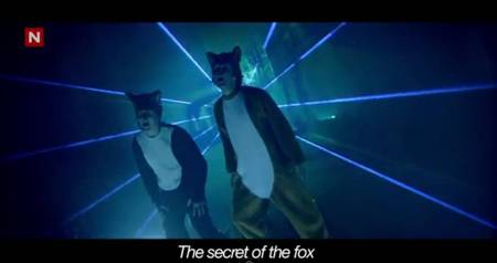 Ylvis_The Fox