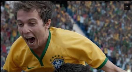 Nike_Dare To Be Brasilian
