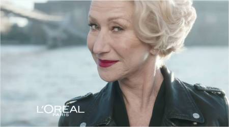 LOreal Paris_Helen Mirren