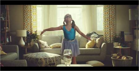 John Lewis Insurance_Tiny Dancer