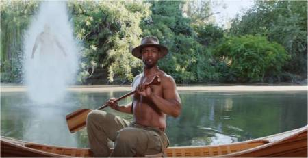Old Spice-And so it begins-Isaiah Mustafa