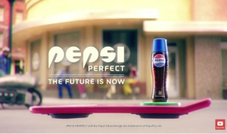 Pepsi Perfect_Back to the Future II
