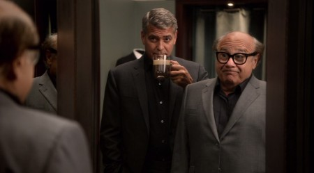 Nespresso_Training Day_George Clooney+Danny DeVito