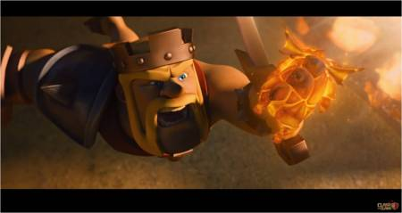 Clash of Clans_The Legend of the Last Lava Pup