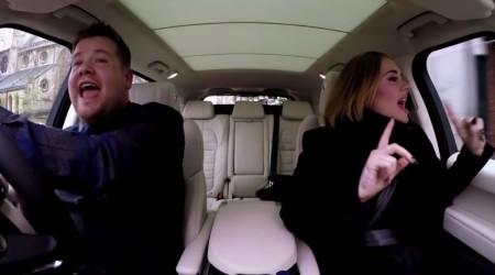 Carpool Karaoke_Adele+James Corden