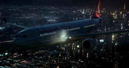 Turkish Airlines_Fly to Gotham City
