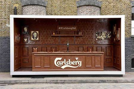 Carlsberg UK_If Carlsberg did_Chocolate Bar