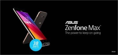 ASUS ZenFone Max_#NoNeedToRush