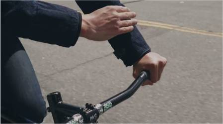 Levi's Commuter x Jacquard by Google_Trucker Jacket