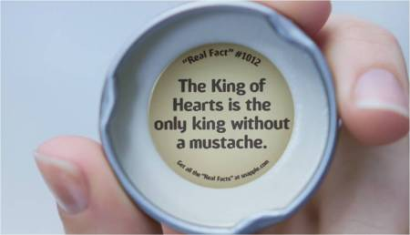 Snapple_Real Facts