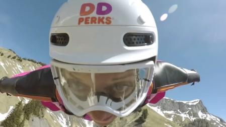 Dunkin Donuts_DD Perks_Wingsuit