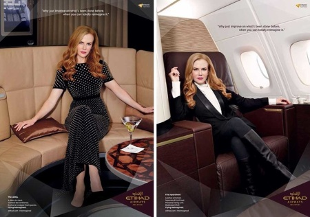 Etihad Airways_Flying Reimagined_Nicole Kidman