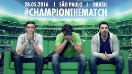 Heineken_The Cliche_#ChampionTheMatch