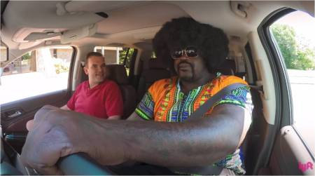 Lyft_Undercover Lyft with Shaquille O'Neal