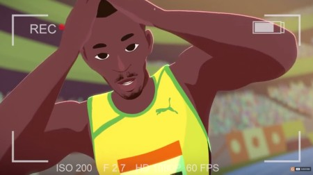 Gatorade_Usain Bolt_The Boy who learned to fly