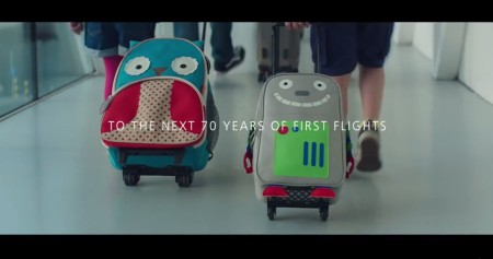 Heathrow Airport_The First Flight