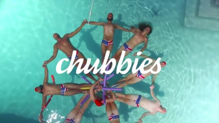 Chubbies_Men's synchronized swimming