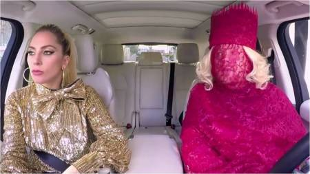 Carpool Karaoke_Lady Gaga + James Corden