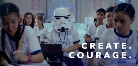 GlobeTelecom_#CreateCourage