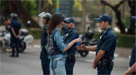 Pepsi_Kendall Jenner_ad
